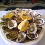 Plateau d'huîtres de Bouzigues